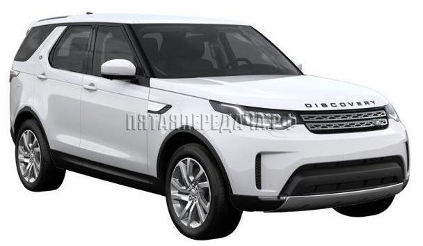 Land Rover Discovery V LR (L462)