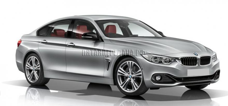 BMW 4 Gran Coupe F36