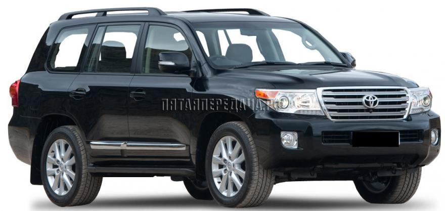 Toyota Land Cruiser VII J200