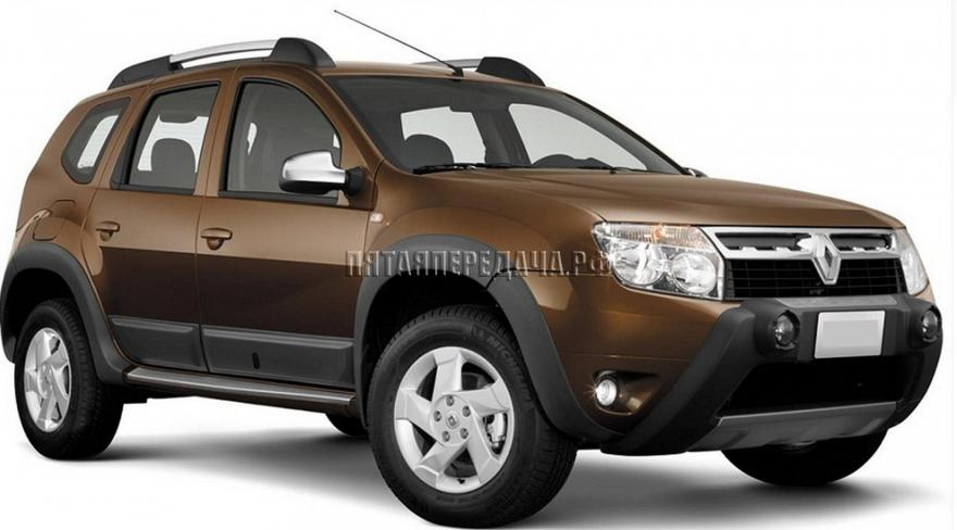 Renault Duster HSA/M_