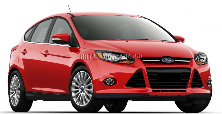 Ford USA Focus хэтчбек III